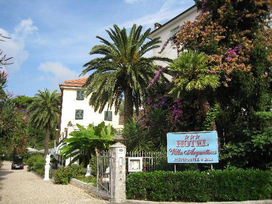 Hotel Villa Argentina: entrance hotel