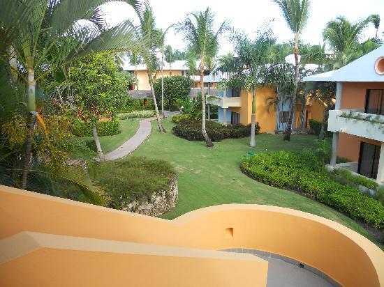 Iberostar Bavaro Suites: Espectaculares jardines