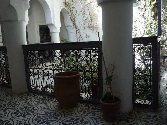 Dar Touyir: Riad, 1er étage