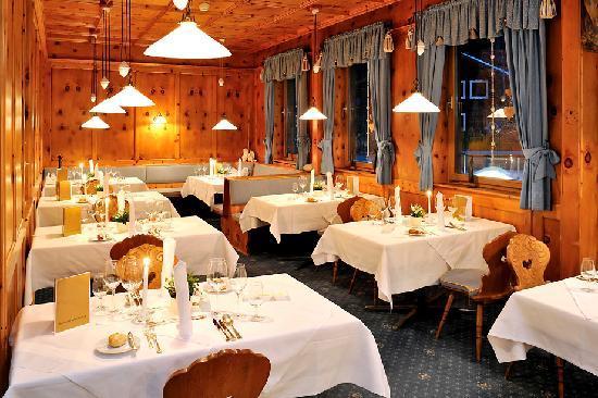 Gaschurn, Austria: Restaurant