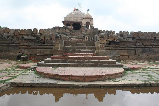 Chand Baori: Harshat Mata Temple