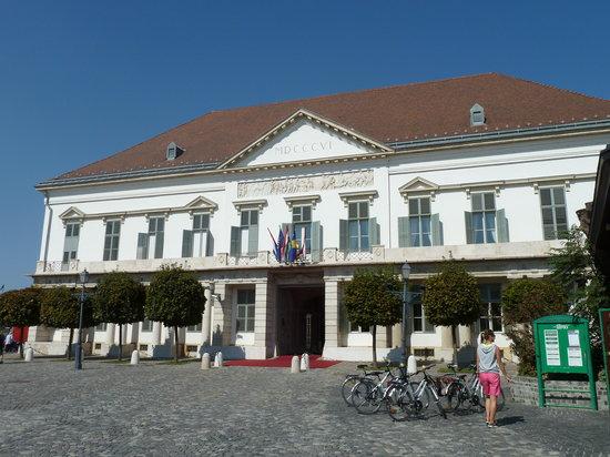 Budapest Bike Breeze: Palace of the President