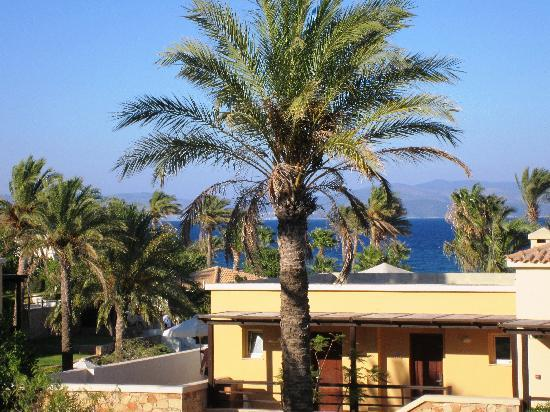 Grecotel Kos Imperial Hotel: The view from our room