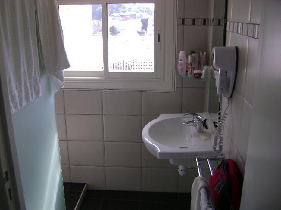 Hotel d'Irlande: Badezimmer