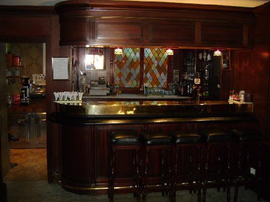 Hotel d'Irlande: Bar