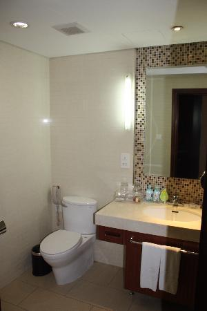 Huabin International Hotel: bathroom 2