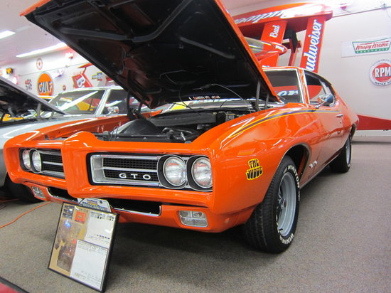 Muscle Car City Museum: yeahbaby