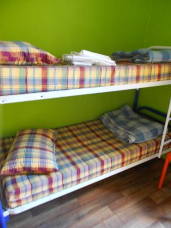 Woodstock Hostel: Bedroom for 4 people