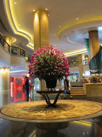 โรงแรมแชงกรี-ล่า กัวลาลัมเปอร์: Shangri-la