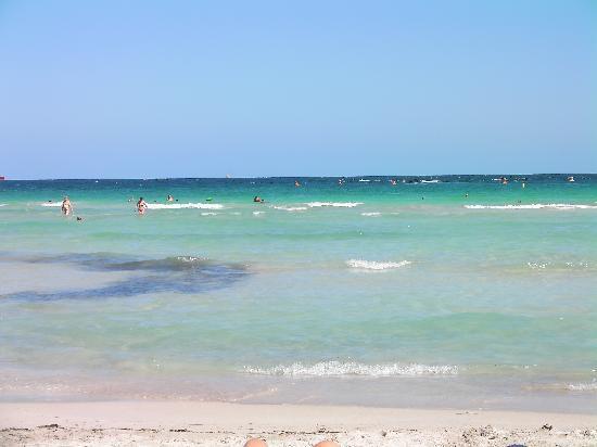 Rei Del Mediterrani: la plage qui ce trouve a 5 min de marche