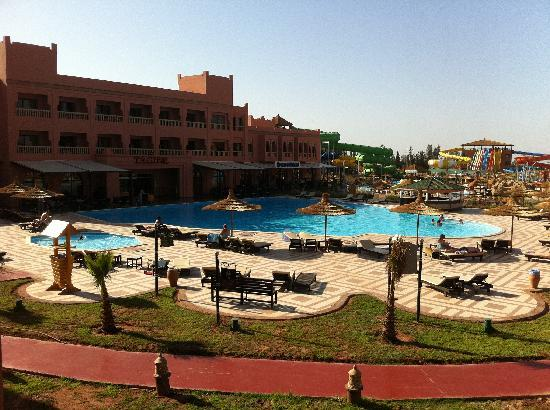 LABRANDA Aqua Fun Marrakech: View from balcony