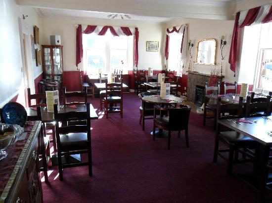The Ord Arms: Dining room