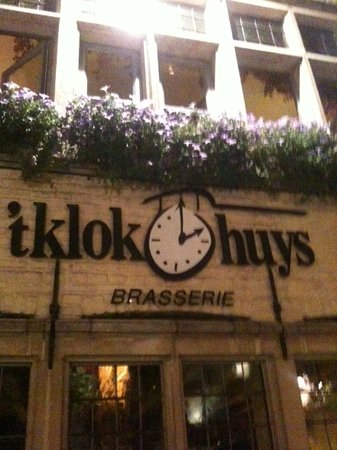 t'Klokhuys : Nice and cosy