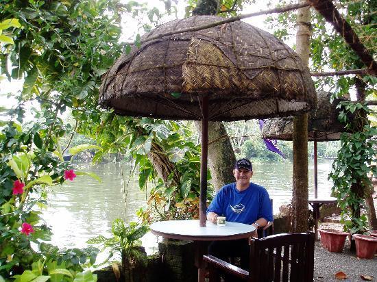 Malayalam Lake Resort Homestay: Breakfast Spot