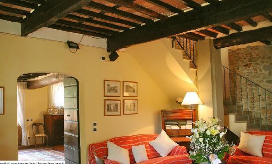 Casale Sodini: Living Room