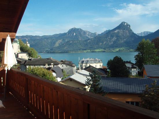 Hotel Furian am Wolfgangsee : Balcony View