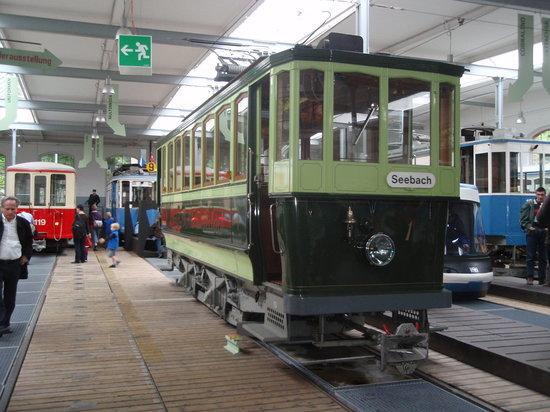 Tram-Museum Zurich
