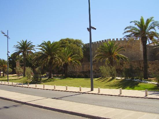 Governor's Castle (Castelo dos Governadores): Governor's Castle, Lagos, Portugal.