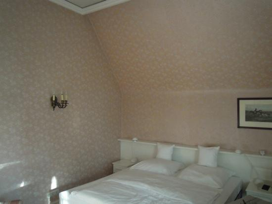 Hotel Schloss Wilkinghege: ダブルです