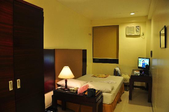 Casa Bocobo Hotel: Room Petit