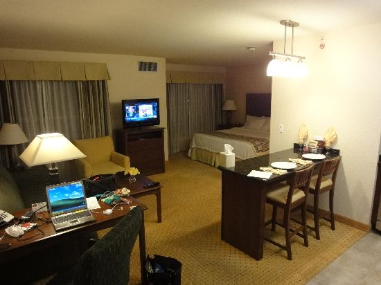 Residence Inn Tucson Airport: Room