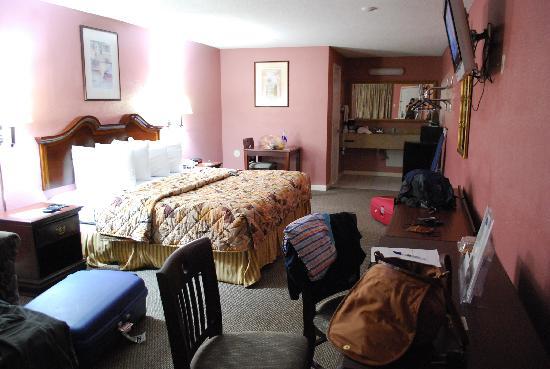 The Midtown Inn by FairBridge: Chambre