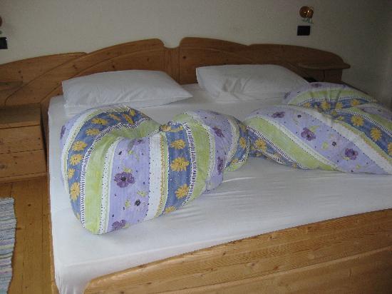 Hotel Seehauser: Mansardenzimmer