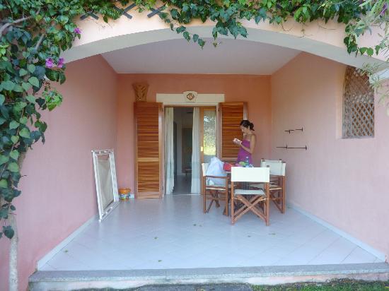 Resort Cala di Falco: La nostra camera (108)