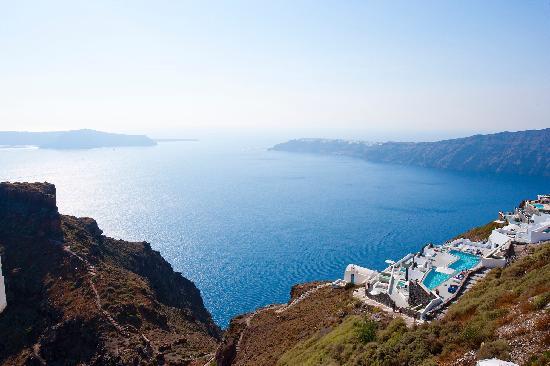 Grace Santorini Hotel: overview