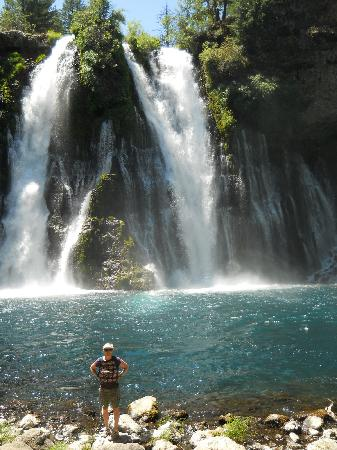 McArthur-Burney Falls Memorial State Park: The falls have an interesting geology