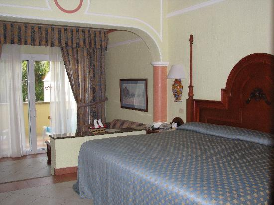 Hotel Riu Palace Mexico: Standard Room
