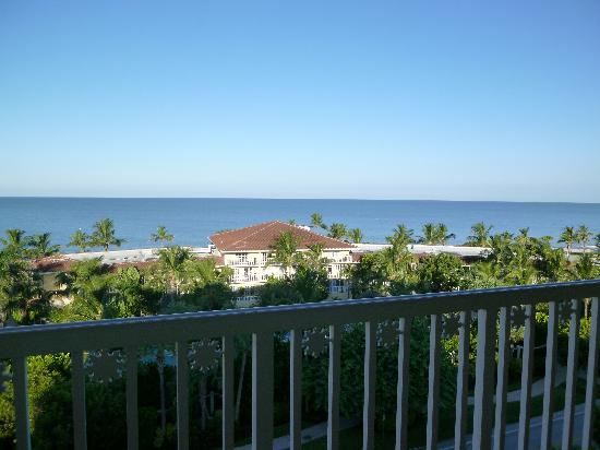 LaPlaya Beach & Golf Resort, A Noble House Resort: Beautiful view from our balcony!