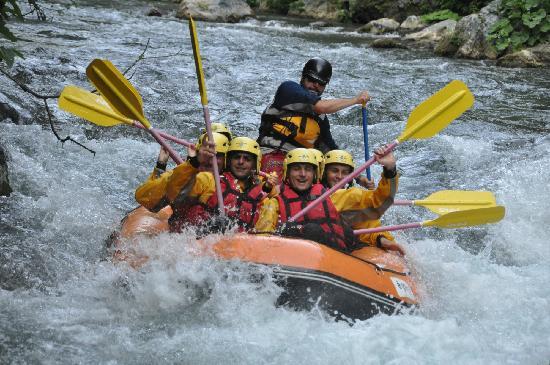 Rafting Adventure Lao: discesa