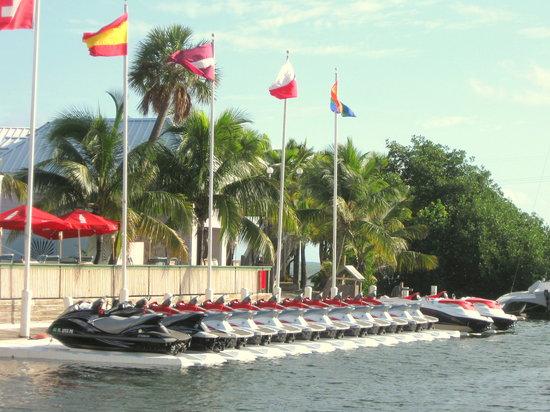 Key West Jet Ski Tours & Rentals: Brand New Yamaha Waverunners
