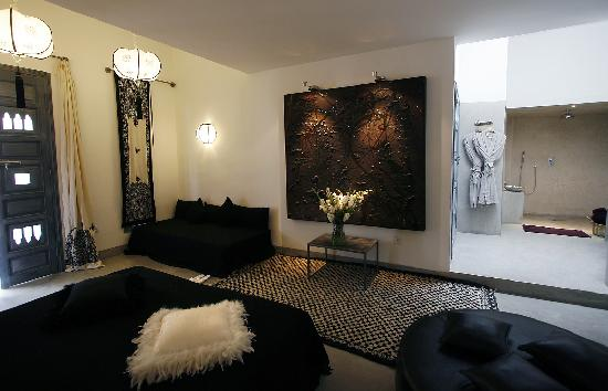Riad Awa: la Suite