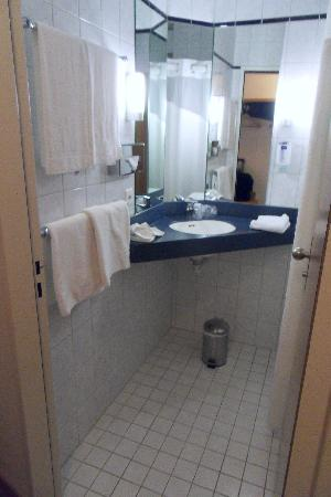 Holiday Inn Express Luzern: Don't Expect any Bathroom Amenities