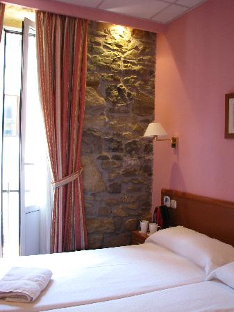 Pension AB Domini: the room