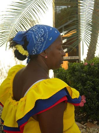 Decameron Cartagena: Tipico
