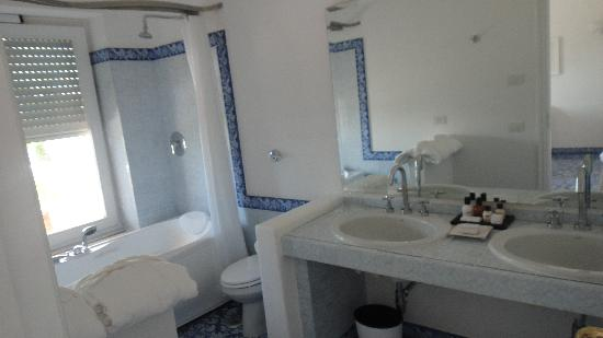 La Minerva: banheiro