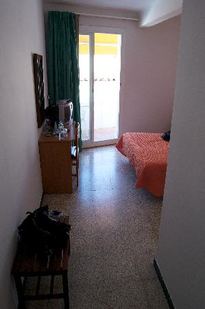 Hotel Simeon: Ingresso