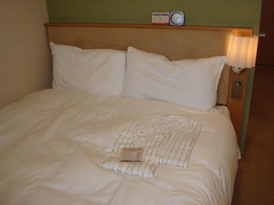 โรงแรมซันรูท พลาซ่า ชินจูกุ: Habitación