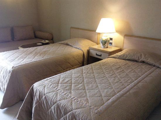 Hôtel Agadir Beach Club : Chambre