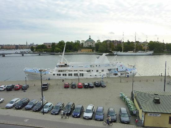 First Hotel Reisen: View of Skeppsholmen