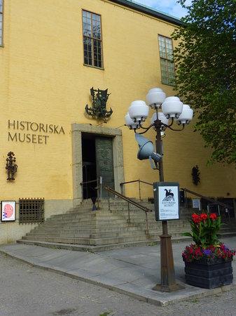 Musée de l'histoire de Suède : Historiska Museet