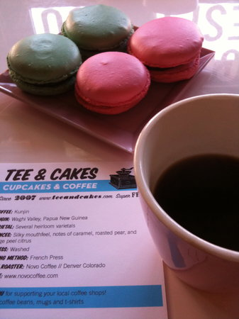 Local Table Tours: Coffee and Pastry Tour at Tee and Cakes