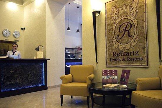 Reikartz Medieval: Lobby