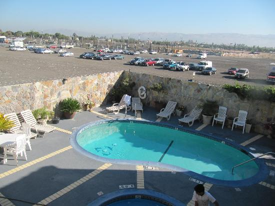 Holiday Inn Express San Jose Central City: swimming pool