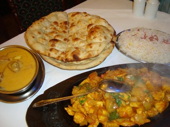 The Bengal: Delicious food