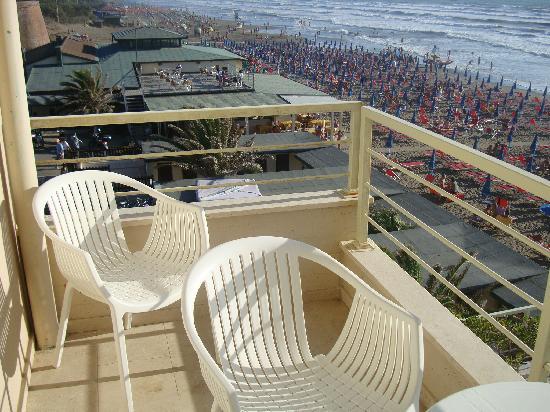 Hotel Alta la Vista: Il balcone