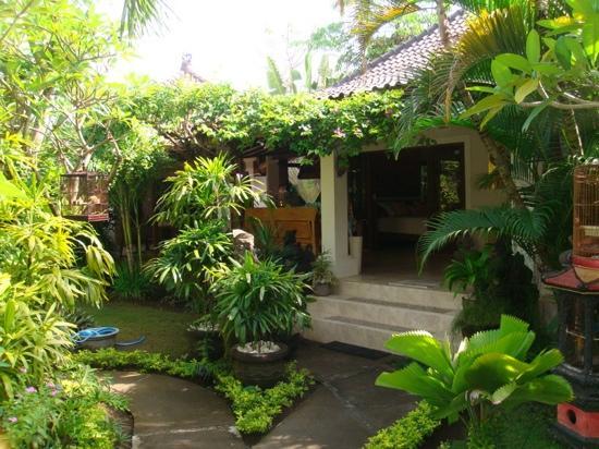 Villa Tanjung Mas: onze eigen cottage in de tuin
